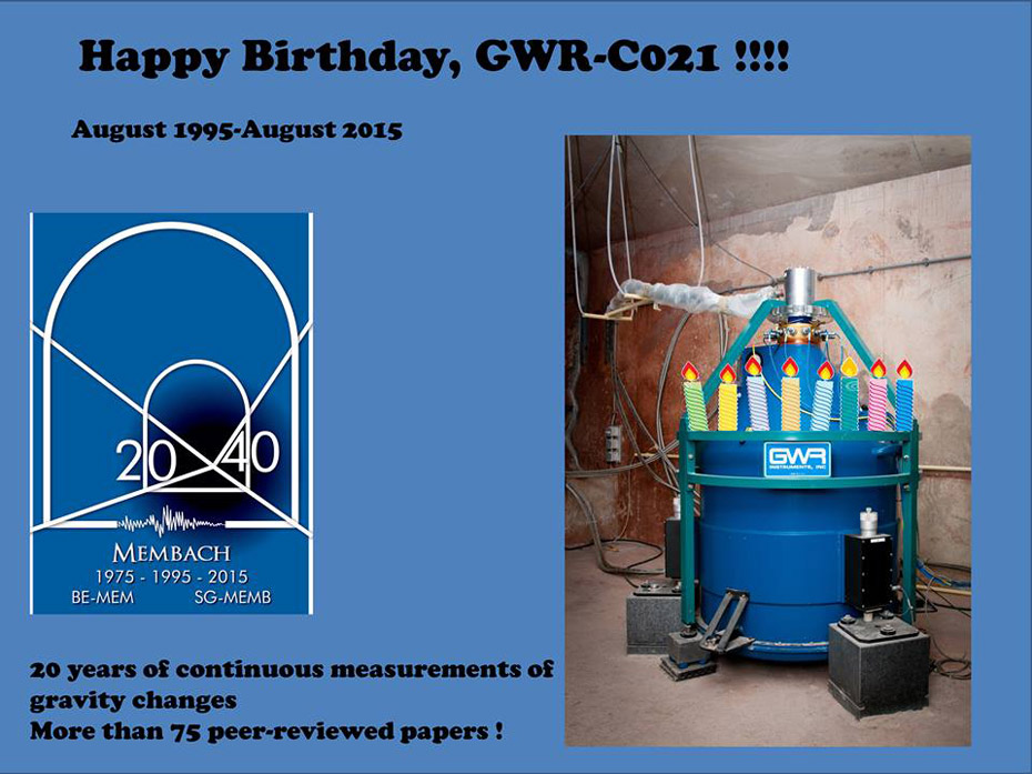 Happy Birthday, GWR-CO21!